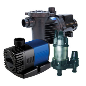 Pond and Water Feature Pumps
